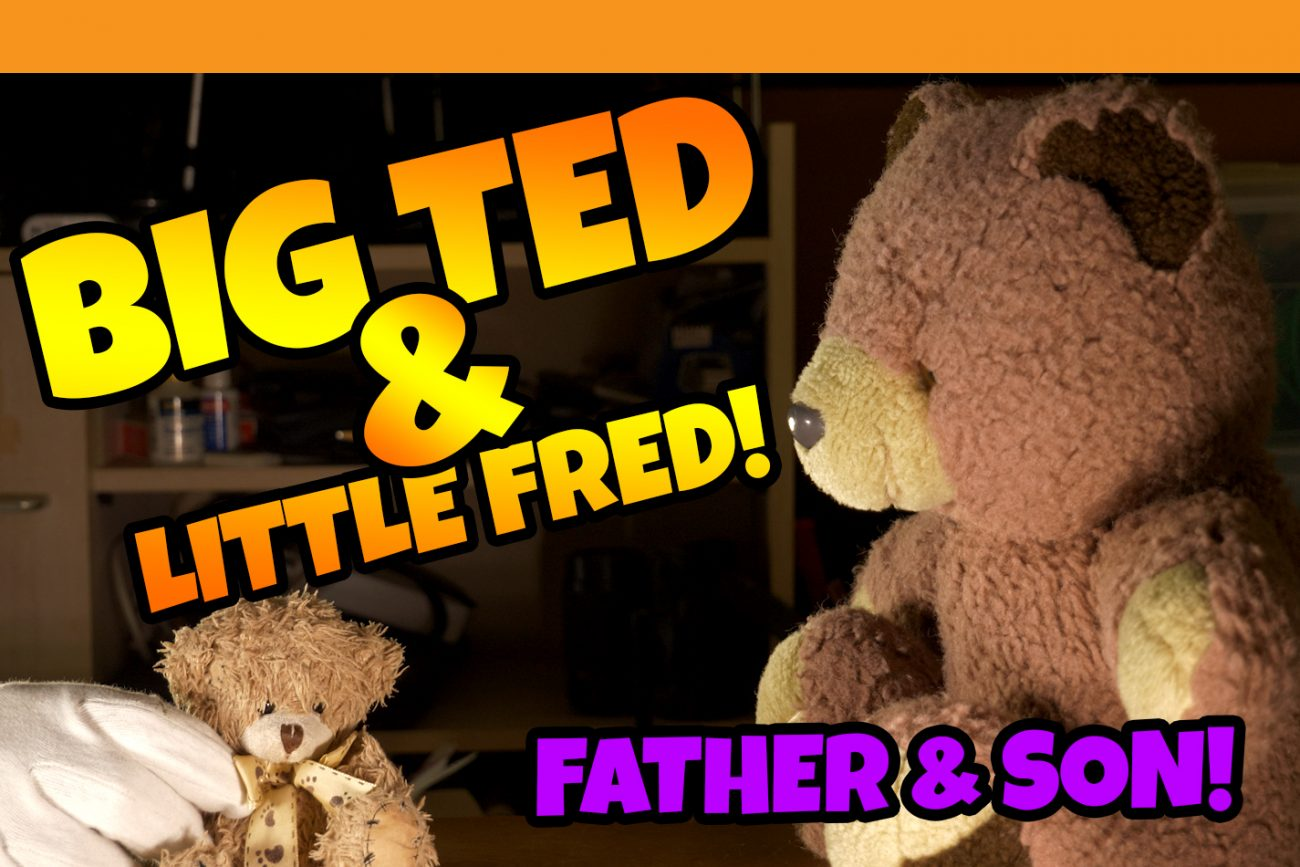 Ted+Fred