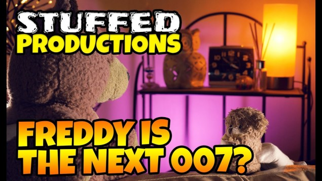 Is Freddy The Next James Bond??? – Funny Teddy Bear Videos – S02E18