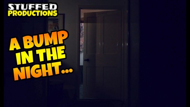 A Bump In The Night – Stuffed Productions Horror Special! Halloween 2019!