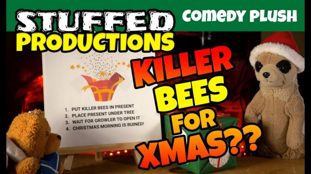Operation BuzzKill –  Stuffed Productions Christmas Special Part 2