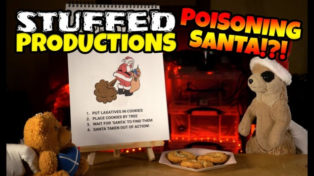 Operation Crappy Cookie – Stuffed Productions Christmas Special Part 1