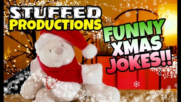 Christmas Jokes!!! Funny Jokes for Christmas 2019! Read By A Polar Bear!