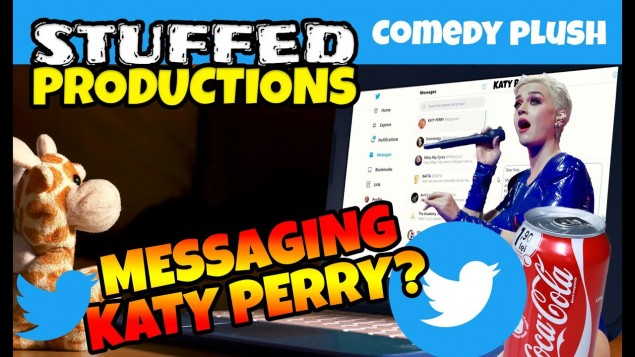 S03E01 Katy Perry & The Coke Deal – A Plush Comedy Short Film By Stuffed Productions
