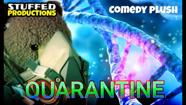 Poor Freddy has been QUARANTINED by his overprotective father!! Watch Now! Comedy Web Series