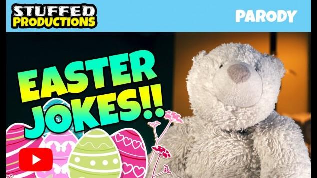 Funny Easter Jokes! Read By A Polar Bear!!